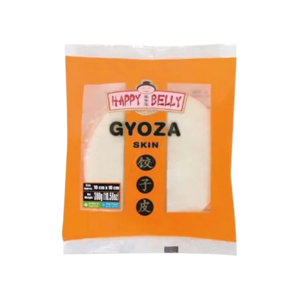 Happy Belly Gyoza Skin 300g (Frozen)