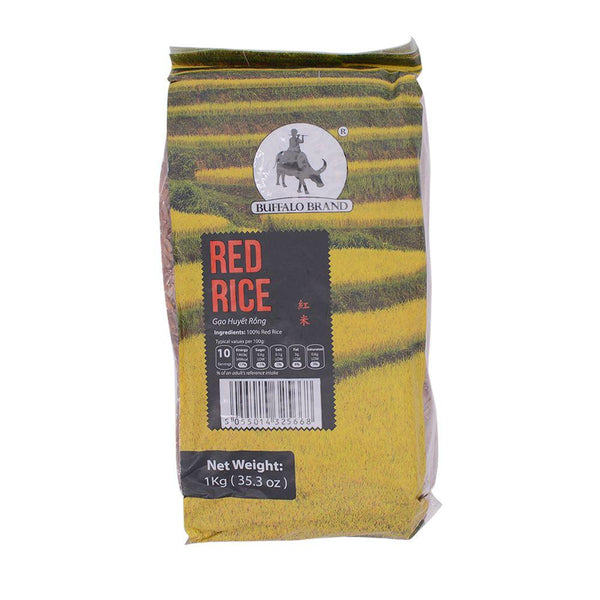 Longdan Red Rice 1kg - Longdan Online Supermarket