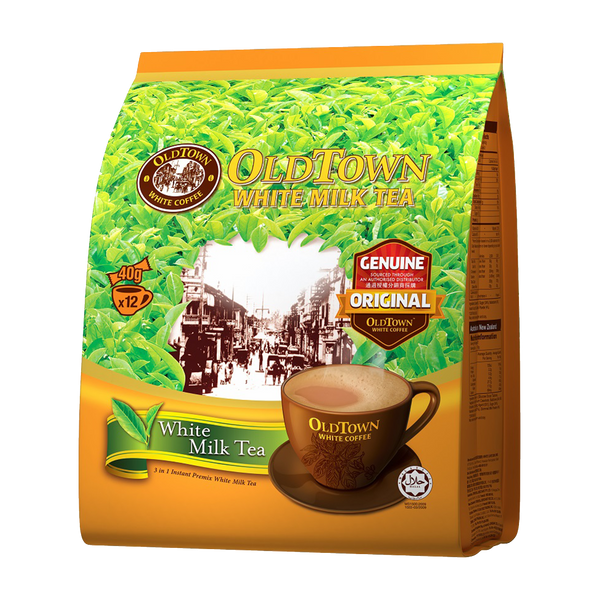 OldTown White Milk Tea (12 x 40g) - Longdan Offical Online Store - UK Cash & Carry