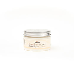 Body butter with white musk aroma 250ml