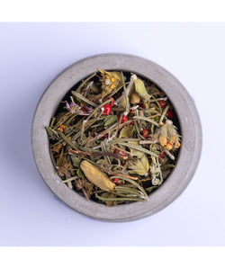 Aromatic Tea Memory, Spiritual Stimulation