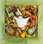 Aromatic tea gift box