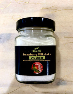 Milkshake Strawberry 0% sugar