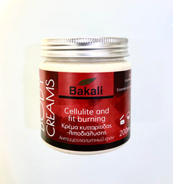 Cellulite and fat dissolving cream 200ml