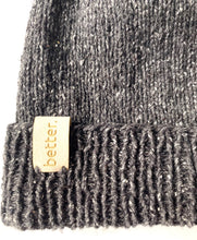 Load image into Gallery viewer, meilleur. mini beanie anthracite