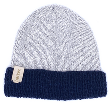 Load image into Gallery viewer, melhor. mini beanie ozone / pacifique