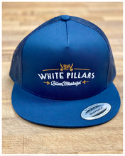 Load image into Gallery viewer, White Pillars Trucker Hat