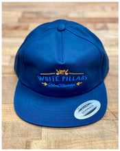 Load image into Gallery viewer, White Pillars Snapback