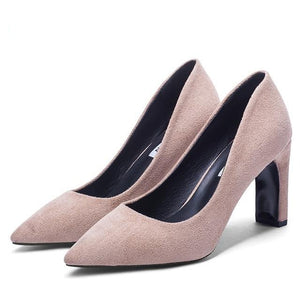 High Heels - Square Heel