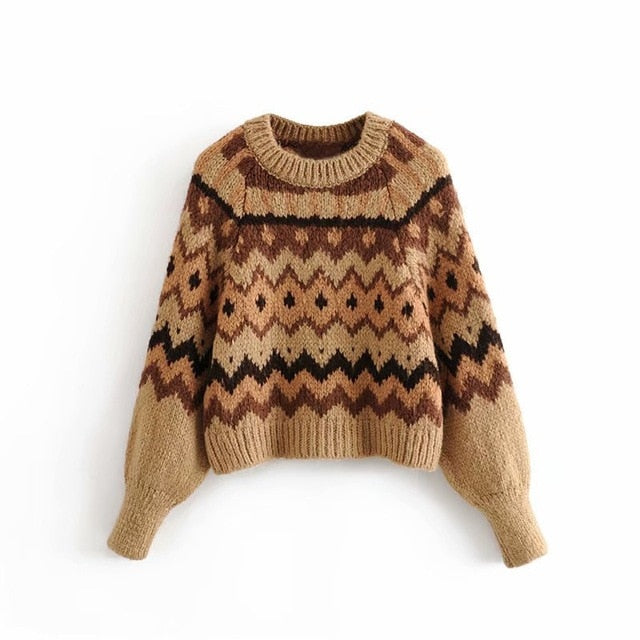 Spicy Pullover - Sweater
