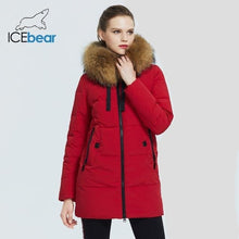 Load image into Gallery viewer, Fur Collar Parka