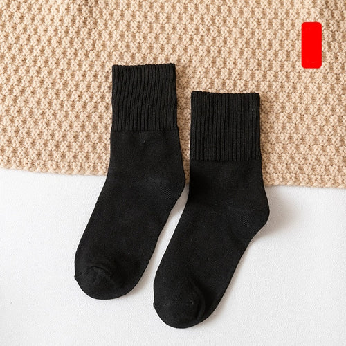 Knitted Cotton - 5 Pair