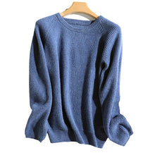 Load image into Gallery viewer, Cashmere Pullover - Sweater