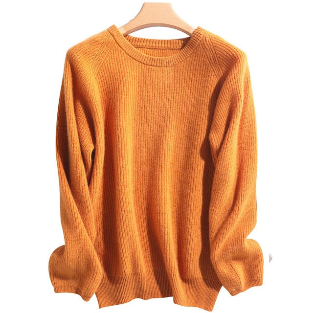Cashmere Pullover - Sweater