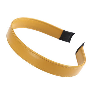 MOLANS Faux Leather Headband