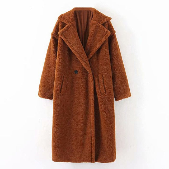 Turn Down - Teddy Coat