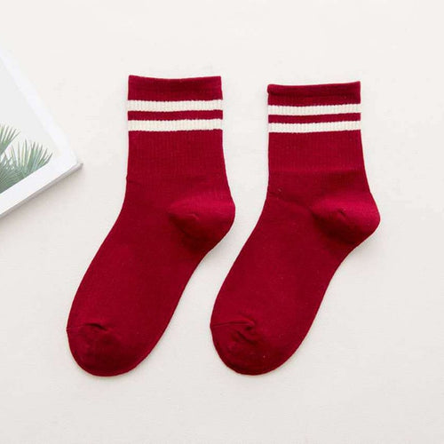 Assorted Striped Socks