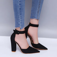 Load image into Gallery viewer, Pointed Buckle Strap - Heels