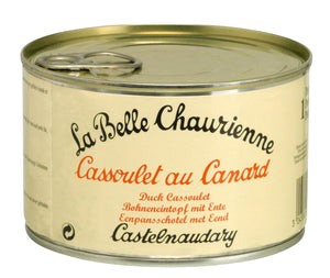Duck Cassoulet (420g)