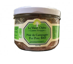 Farmhouse Pâté - ORGANIC (180g)