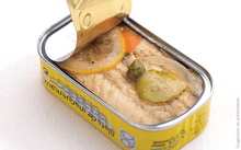 Load image into Gallery viewer, Premium Mackerel Fillets Marinated with White Wine and Seasonings (118g)