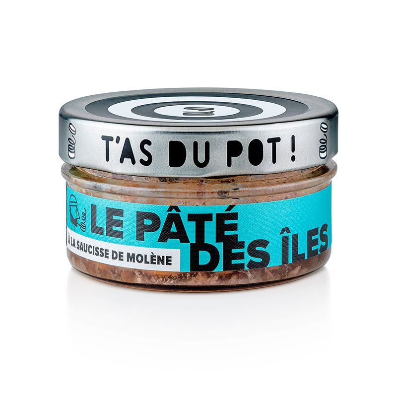 Islands Pâté with Molène Sausage (130g)