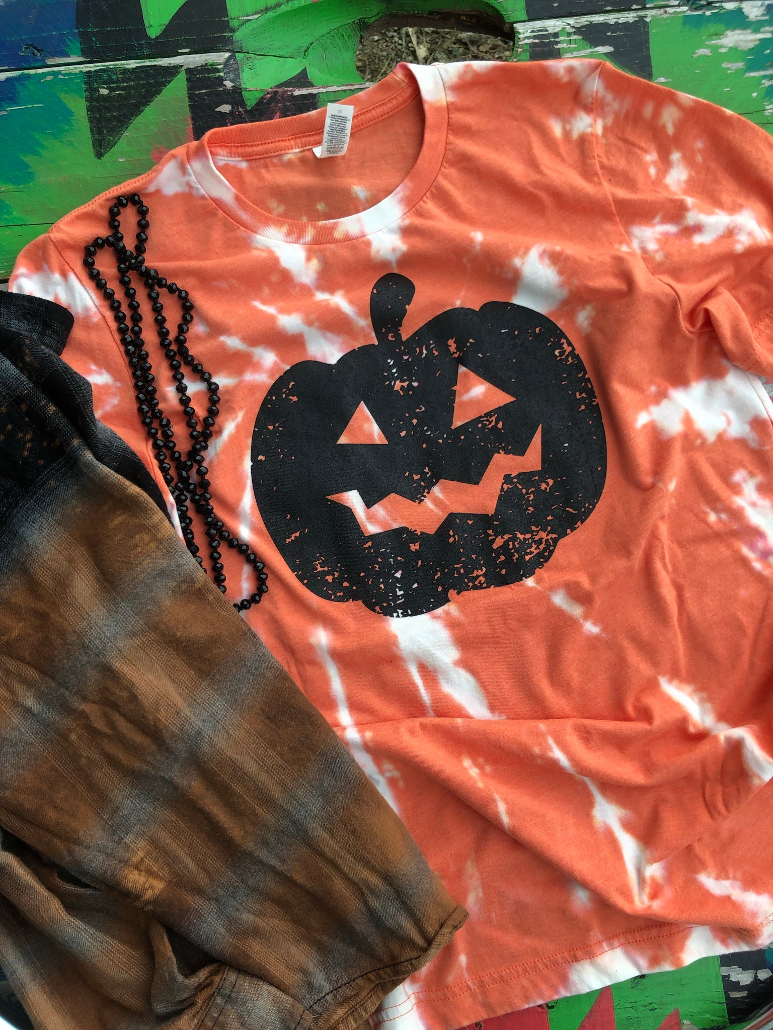 Bleach Pumpkin Tee S-3X