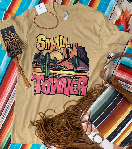 Small Towner Tee S-3X