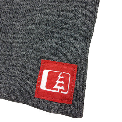 Cap Beanie Grey/Red