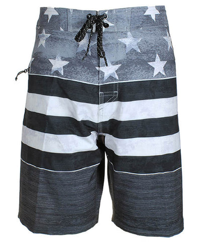 Glory II Stretch Boardshort Black