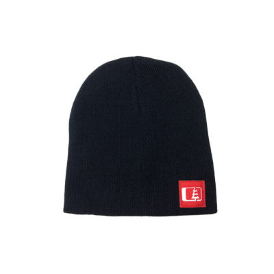 Cap Beanie Black/Red