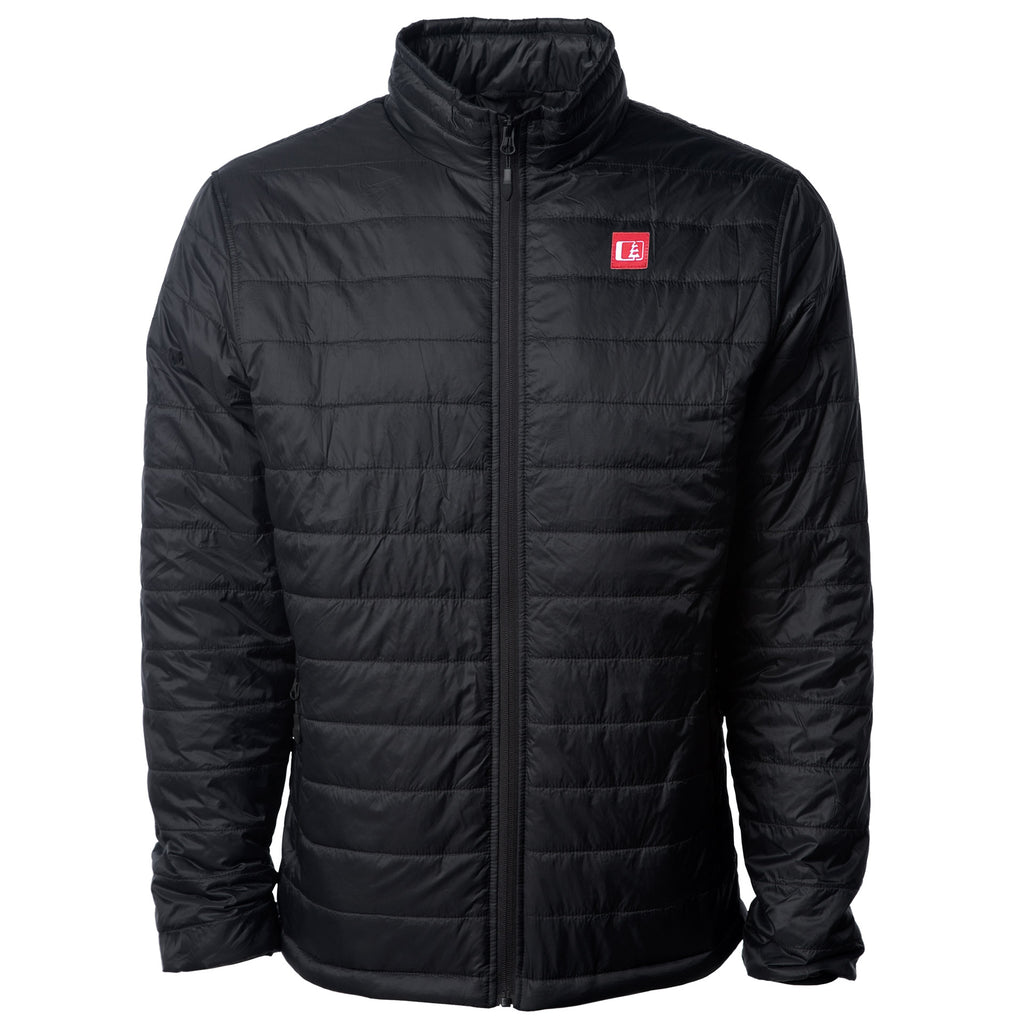 Corbin Puffy Jacket Black