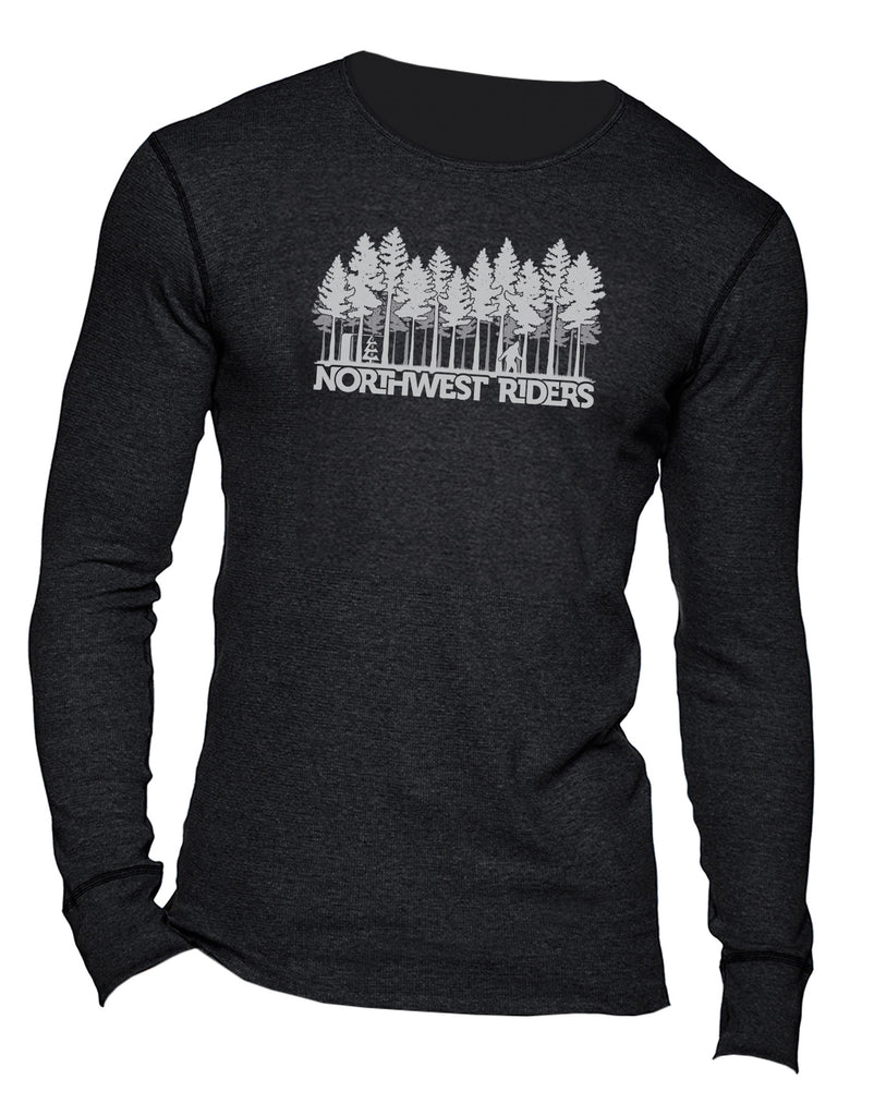 Sasquatch Thermal Charcoal Heather