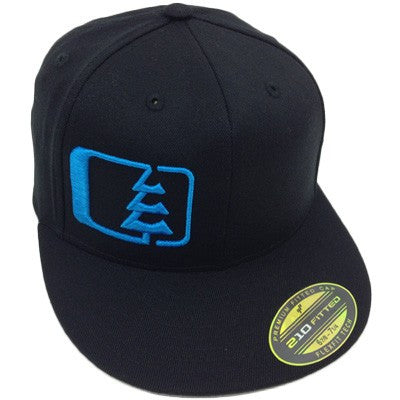Hank Hat Black/Blue