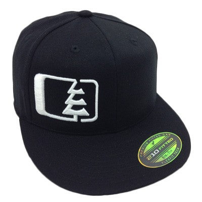 Hank Hat Black/White