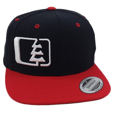 Snap Hat Black/Red