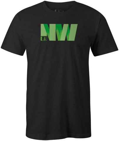NW Treeline T-Shirt Charcoal Heather