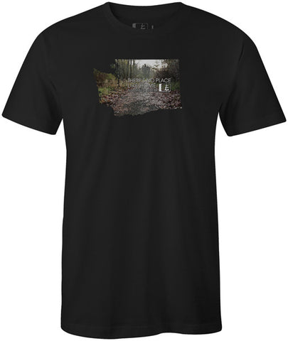No Place T-Shirt Black