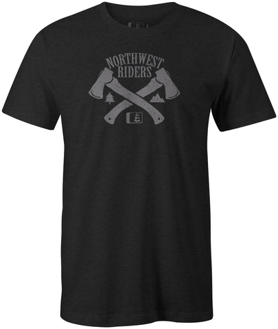 The Hatchet T-Shirt Charcoal Heather