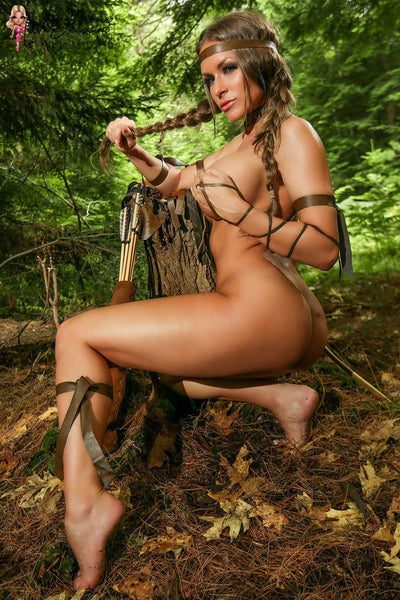 Archer Goddess-Photo Downloads-Carrie LaChance