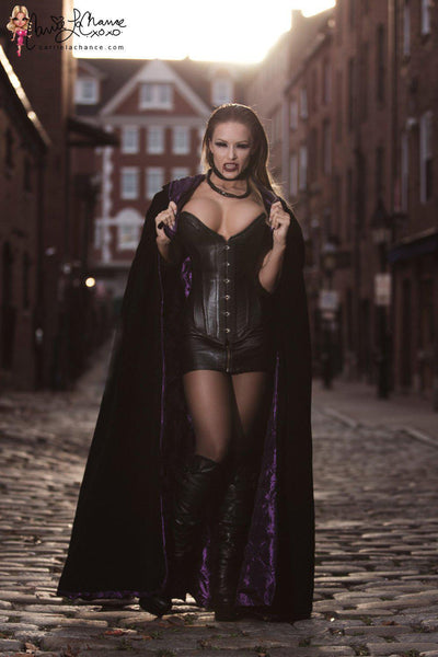 Lady Vampire-Photo Downloads-Carrie LaChance