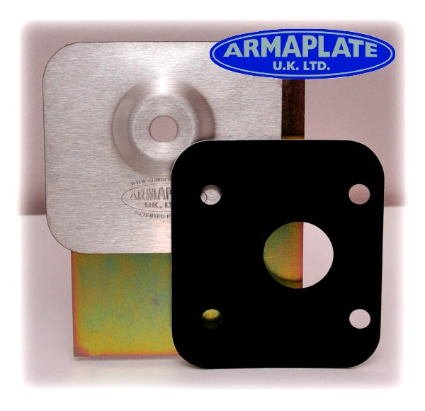 Armaplate for Vauxhall Movano 2010 - Current