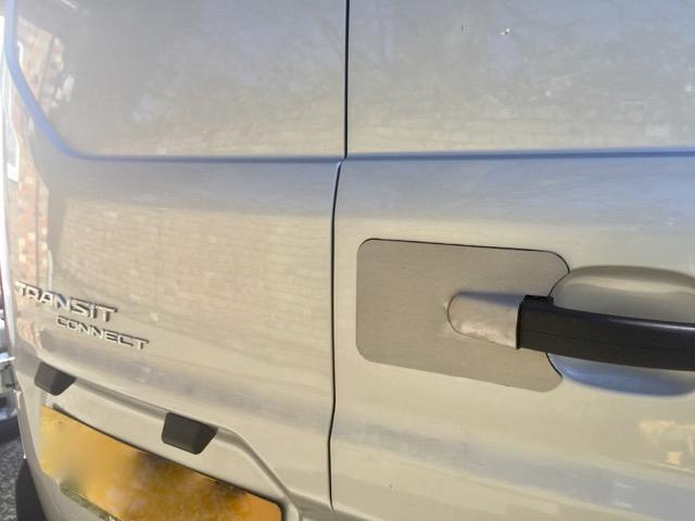 Connect 14 rear door Armaplate