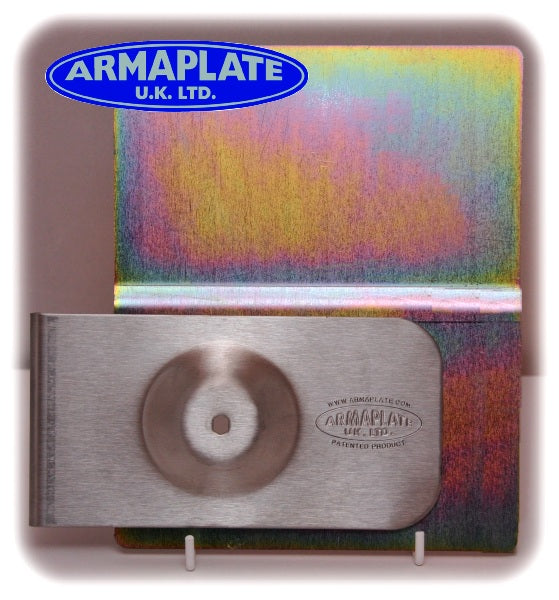 Armaplate | Ford Transit Lock Protection