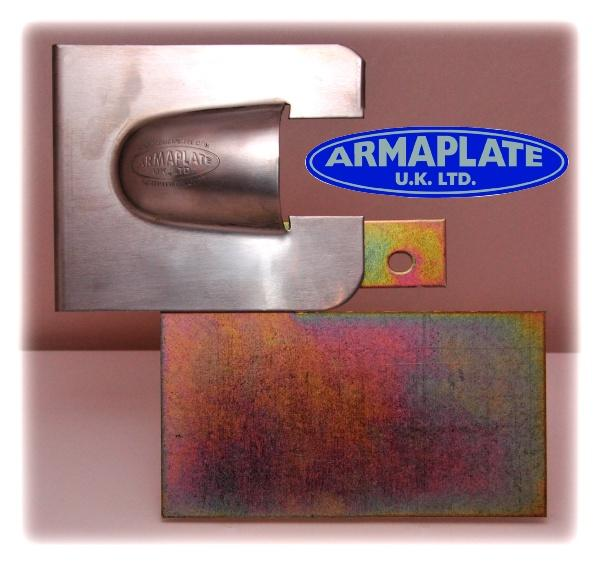 Vito 04 - 15 drivers door Armaplate