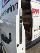 New Toyota Proace rear door pro hooklock
