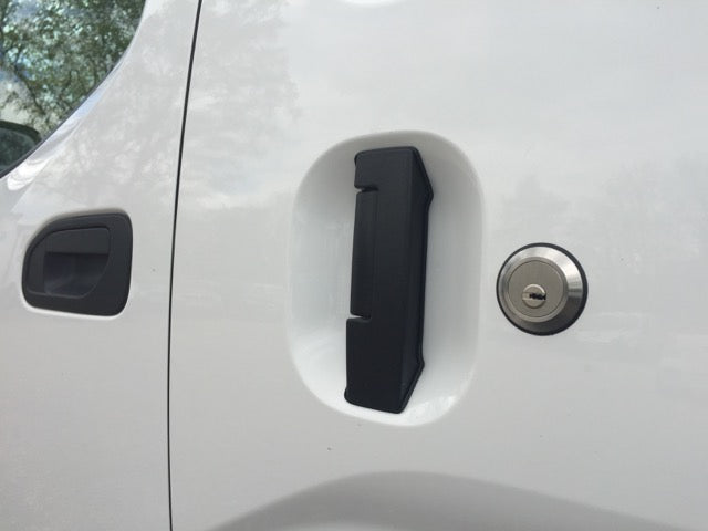 Nissan NV200 sliding door slamlock