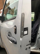 Nissan NV250 drivers door deadlock