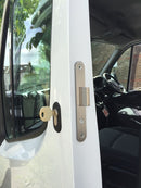 Nissan Nv400 cab door deadlock