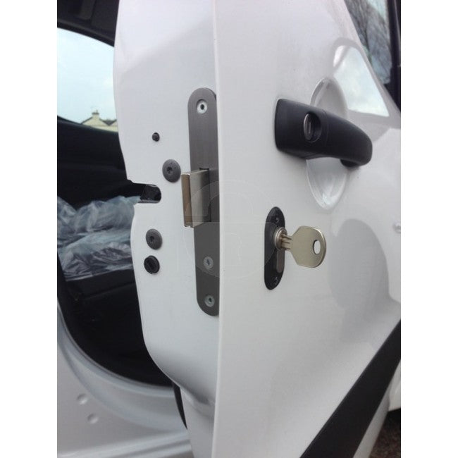 Peugeot Partner cab door deadlock